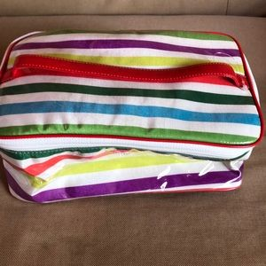 New without tags Kate Spade make up/cosmetic case